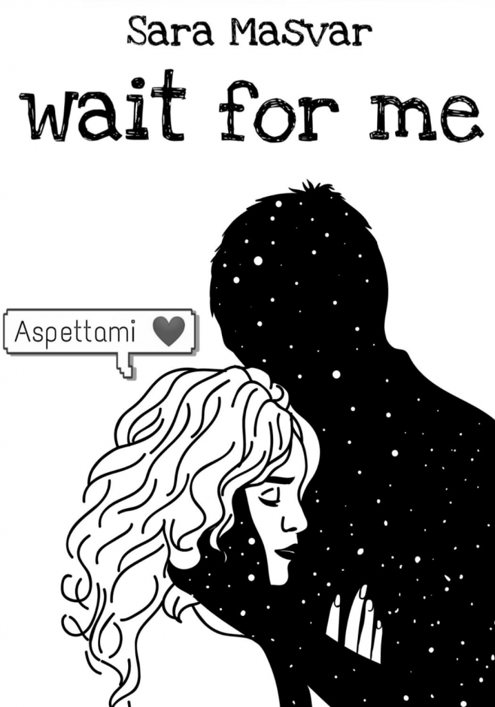 cover alternativa wait for me aspettami sara masvar